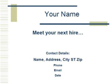 Resume for bpo jobs pdf